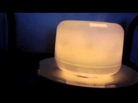 muji moma aroma diffuser youtube. Black Bedroom Furniture Sets. Home Design Ideas