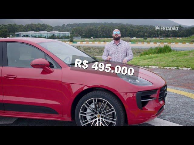 Aceleramos o Porsche Macan GTS em Portugal