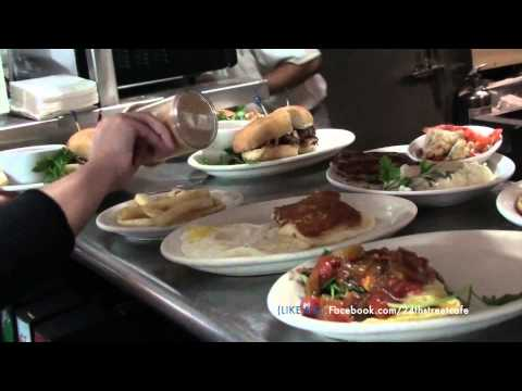 Where Locals and Tourists Eat in Bakersfield | 24th Street Cafe
