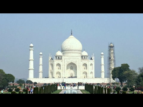 TAJ MAHAL! Agra, India - Saqib Sheikh