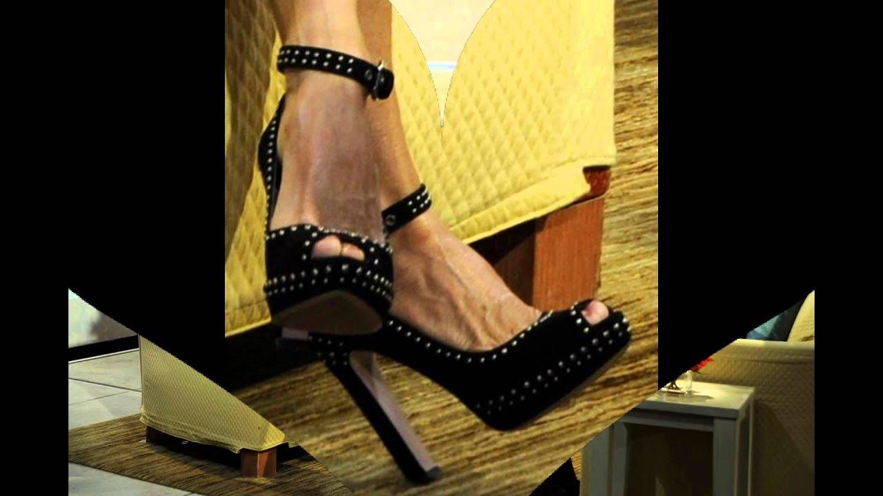 Courteney Cox S Immortal Birthday Feet Youtube