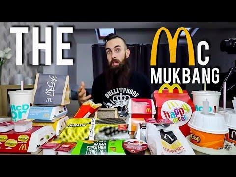 The McMukbang (9,000 Calorie McDonald's Feast) | BeardMeatsFood