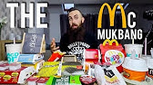 The McMukbang (9,000 Calorie McDonald's Feast)   BeardMeatsFood