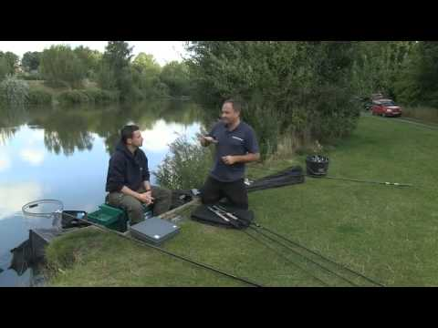How To Get Started Coarse Fishing - Choosing The Right Rod