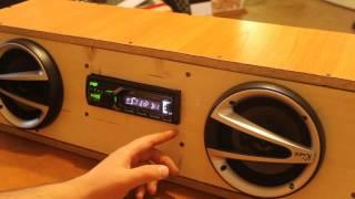 JVC KD X115. Обзор автомобильного цифрового ресивера