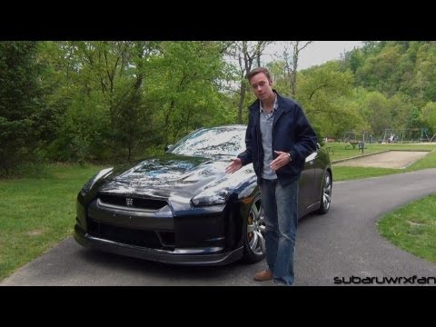 Review: 2009 Nissan GT-R