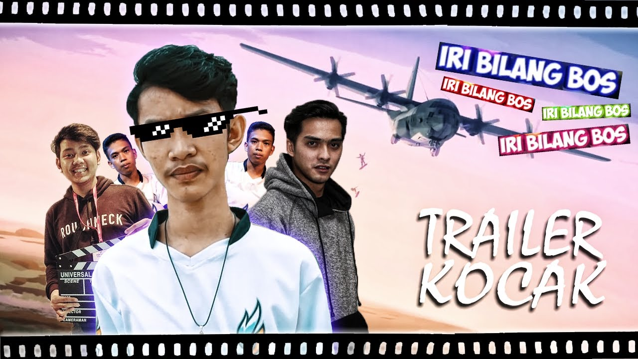 Trailer Kocak - Frontal Gaming