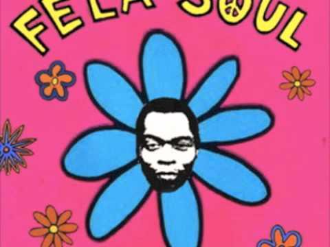 De La Soul vs. Fela Kuti - Feel Good Inc