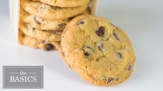 Chocolate Chip Cookies  The Basics  January Cookie of the Month
