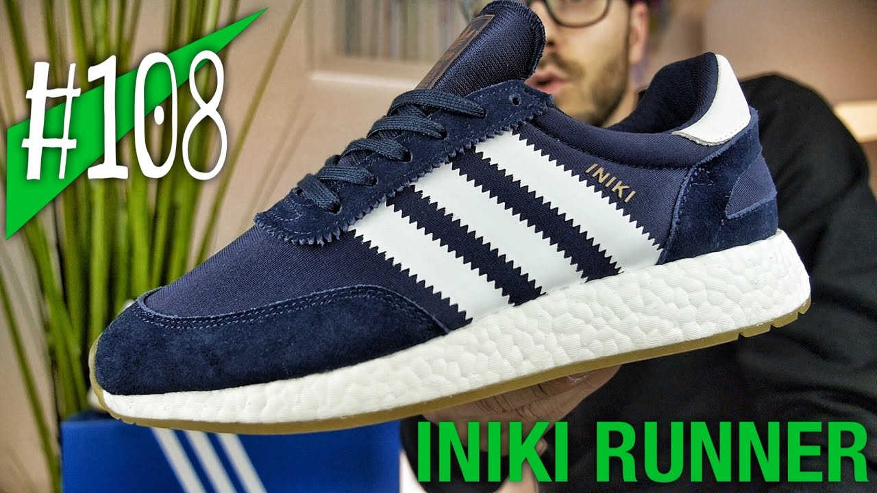adidas iniki boost review