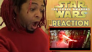 Star Wars  Episode VII - The Force Awakens Japanese TRAILER (2015) - REACTION
