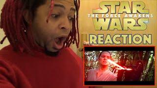 Star Wars  Episode VII - The Force Awakens Japanese TRAILER (2015) - REACTION
