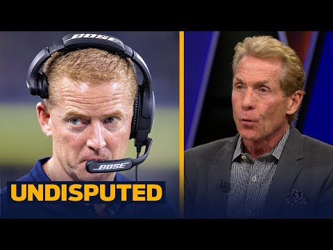 Skip and Shannon discuss Jason Garrett's 4th and 1 play call against the Texans | NFL | UNDISPUTED