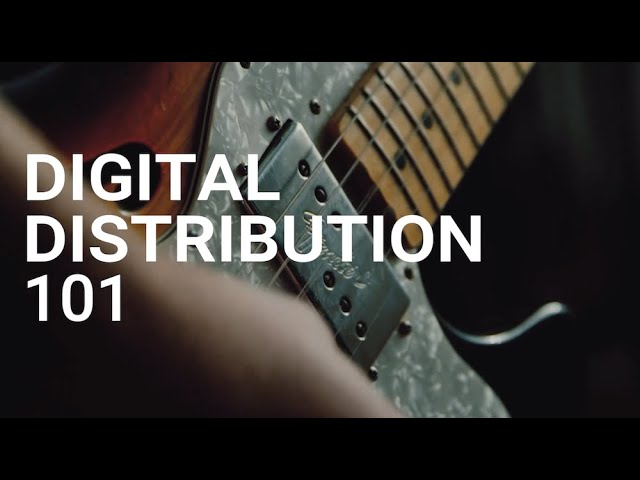 TuneCore Artist Advice - Digital Distribution 101