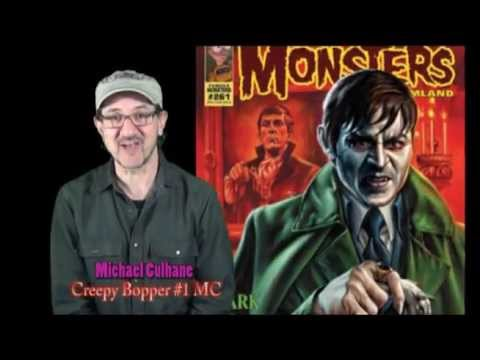 "Michael Culhane - Best Interview RONDO Award - ""Dark Shadows"" FM#261"