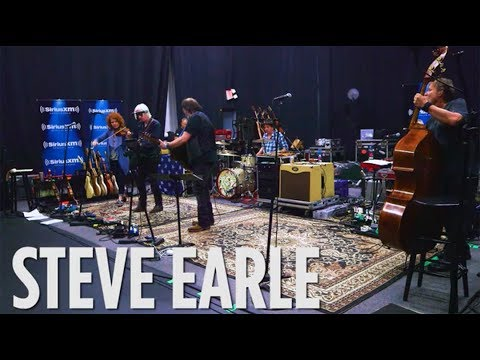 "Steve Earle & The Dukes ""News From Colorado"" // SiriusXM // Outlaw Country"