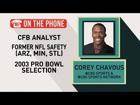 Gottlieb: Corey Chavous talks college football headlines