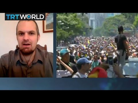 Venezuela holds two Americans over 'coup bid'