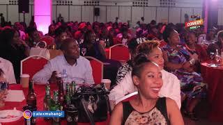 Alex Muhangi Comedy Store July 2018 - Snake & Zolo