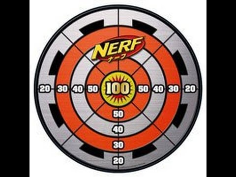 Tactueux image pertaining to printable nerf targets