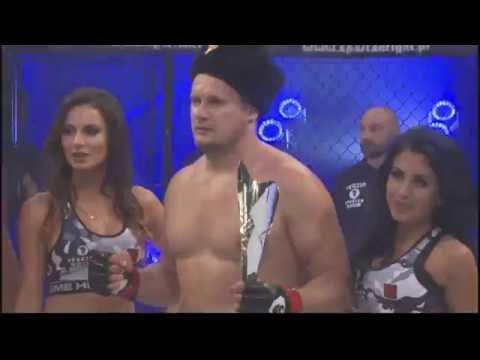 """Yuri Gorbenko VS Vitaly """"Siberian Tiger"""" Shemetov - Spartan Fight 4"""