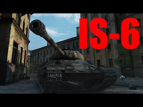 【WoT:IS-6】ゆっくり実況でおくる戦車戦Part284 byアラモンド