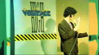 High Voltage '80s American Game show