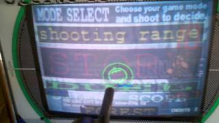 Silent Scope 2 arcade pcb video lag