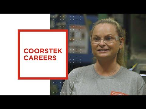 CoorsTek Careers - Melina Bull - Dry Press Operator