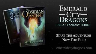 Emerald City Dragons Series Teaser