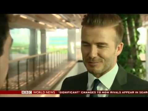 Buy it like Beckham? Former England captain set to own Miami MLS team