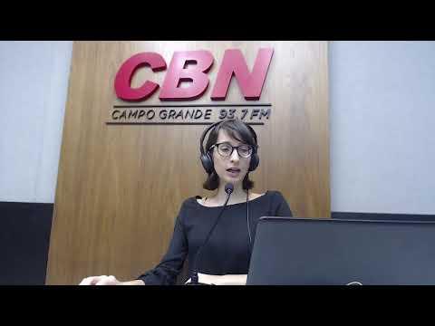 CBN Campo Grande (14/01/2020) - com Loraine França