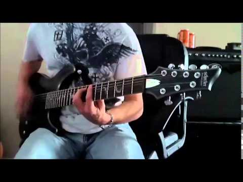 Five Finger Death Punch - My Heart Lied (Cover)