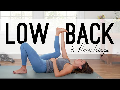 Yoga For Low Back And Hamstrings  |  Yoga With Adriene