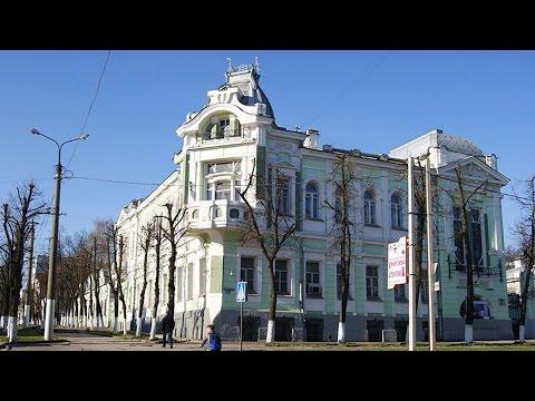 Золотое кольцо России, г. Иваново