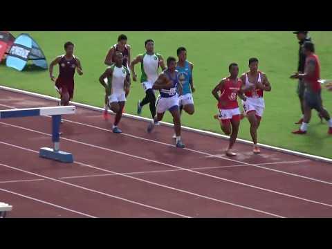 FINAL DAY: INTERCOLLEGIATE ATHLETICS - TEUFAIVA STADIUM  - KINGDOM OF TONGA