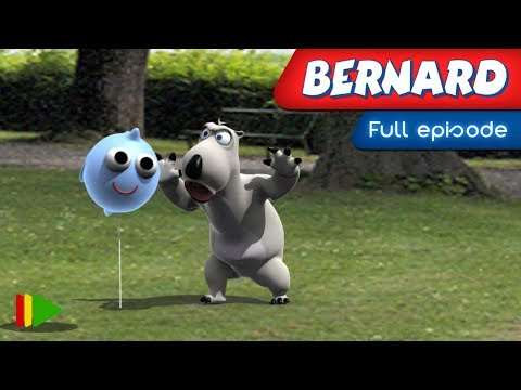 Bernard Bear (HD) - 11 - At The Theme Park