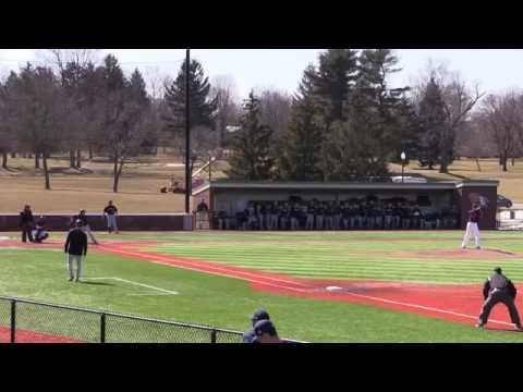 D1 baseball ... Binghamtom University vs Bucknell ... 3-24-15