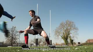 TUTO RUGBY: LE CADRAGE DEBORDEMENT / THE OVERLAPPING FRAMING
