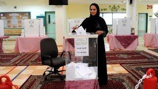 Saudi Arabia: First woman councillor elected. - Breaking News 13-12-15