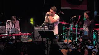 Bastian Baker with Ken Stringfellow and Maya Karin - Paradiso (Live in Lausanne, December 2013)