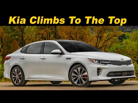 2016 / 2017 Kia Optima SXL Review And Road Test - DETAILED In 4K UHD