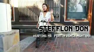 Stefflon Don - Hurting Me (Feat. French Montana) / Dance Choreography by @Cedric_botelho