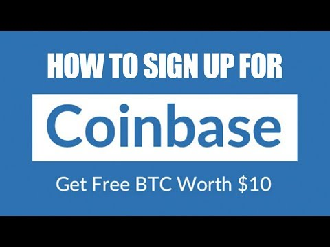 How To Sign Up For Coinbase | $10 Bonus January 2018