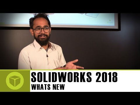 What's New SOLIDWORKS 2018 Presentation