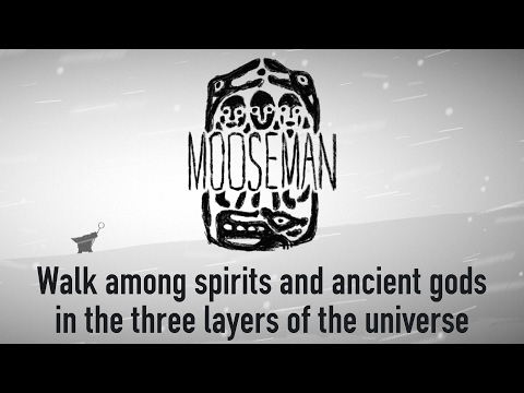 Ep 1 - The Mooseman - gameplay (Let's play The Mooseman)