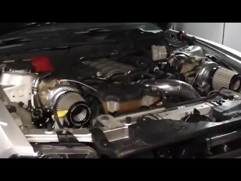 2013 Mustang GT On3 Twin Turbo  first time start up