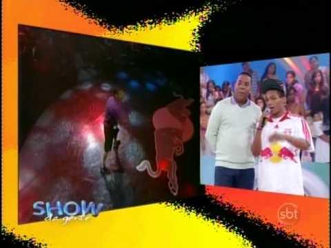 bboy neguin Tsunami All Stars tv sbt show da gente