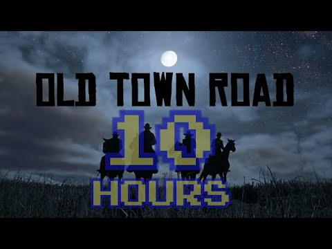 Old Town Road-Lil Nas For 10 Hour Non Stop Continuously