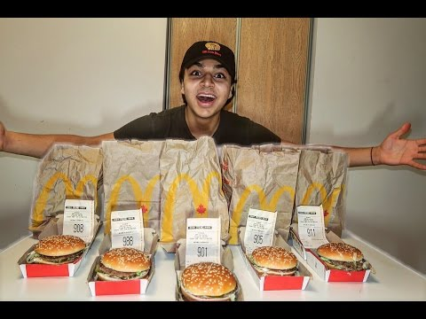 HOW TO GET FREE FOOD AT MCDONALDS | INSANE MCDONALDS LIFE HACKS | 5 BIG MAC CHALLENGE